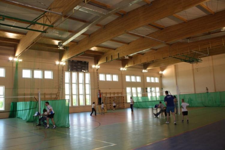 Hala widowiskowo-sportowa w Barczewie