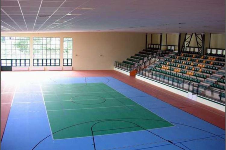 Hala widowiskowo-sportowa w Lubawie