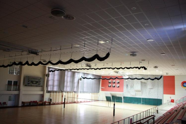 Hala Widowiskowo-Sportowa OSiR w Suwałkach
