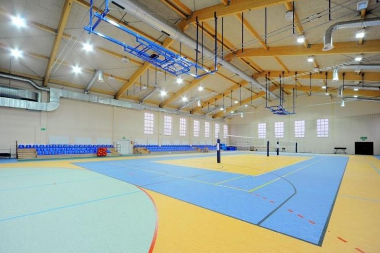 Hala Sportowa w Szczytne
